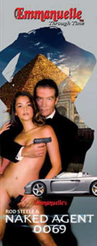 Emmanuelle Through Time: Rod Steele 0014 and Naked Agent 0069 (2011)