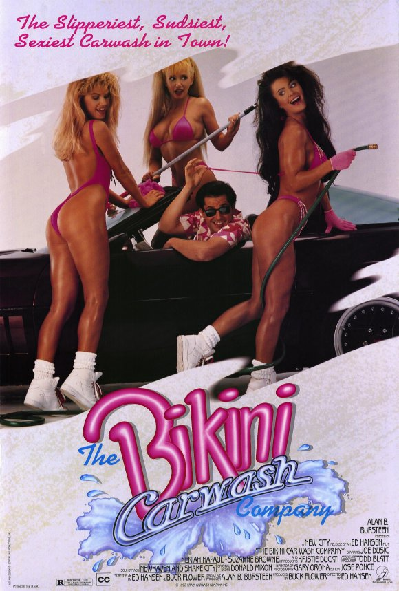 The Bikini Carwash Company (1992)