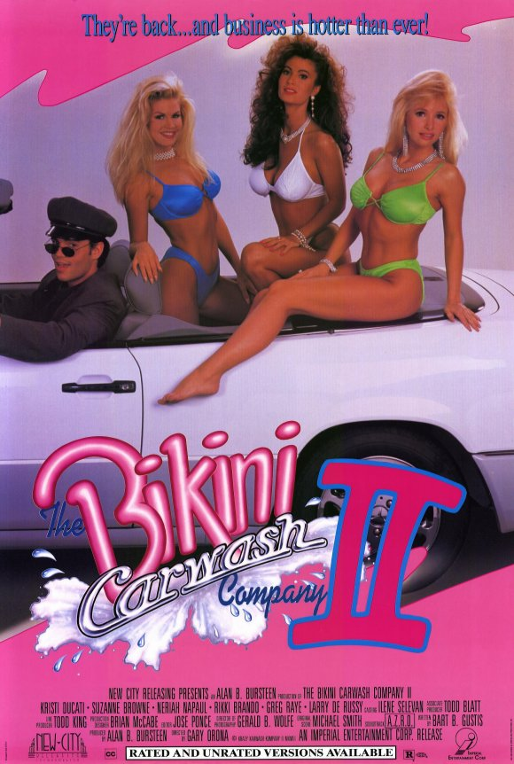 The Bikini Carwash Company II (1993)